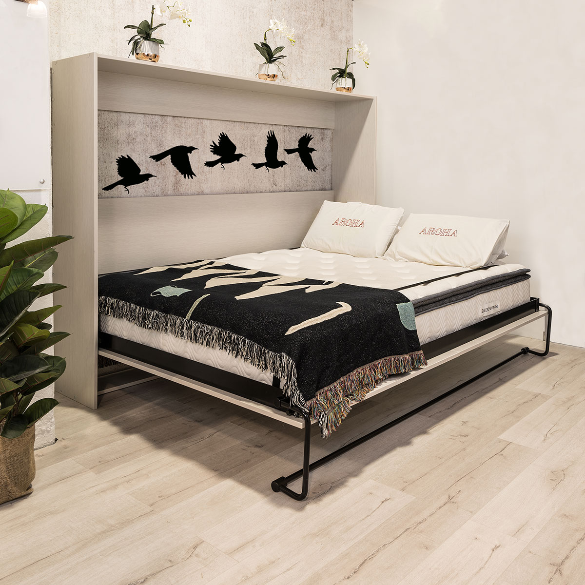 Picture of: Horizontal Wall Bed